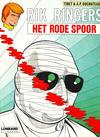 Cover for Rik Ringers (Le Lombard, 1963 series) #24 - Het rode spoor