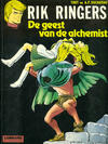 Cover for Rik Ringers (Le Lombard, 1963 series) #30 - De geest van de alchemist