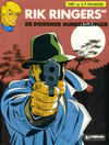 Cover for Rik Ringers (Le Lombard, 1963 series) #40 - De dodende dubbelganger