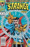 Cover for Doctor Strange, Sorcerer Supreme (Marvel, 1988 series) #50 [Newsstand]