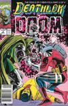 Cover for Deathlok (Marvel, 1991 series) #3 [Newsstand]