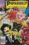 Cover Thumbnail for Darkhold: Pages from the Book of Sins (1992 series) #2 [Newsstand]