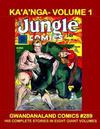 Cover for Gwandanaland Comics (Gwandanaland Comics, 2016 series) #289 - Kaänga - Volume 1
