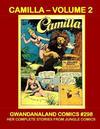 Cover for Gwandanaland Comics (Gwandanaland Comics, 2016 series) #298 - Camilla Volume 2