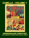 Cover for Gwandanaland Comics (Gwandanaland Comics, 2016 series) #297 - Camilla Volume 1