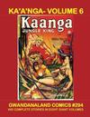 Cover for Gwandanaland Comics (Gwandanaland Comics, 2016 series) #294 - Kaänga - Volume 6