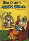 Cover for Anders And & Co. (Egmont, 1949 series) #7/1949