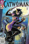 Cover Thumbnail for Catwoman (1993 series) #1 [Newsstand]