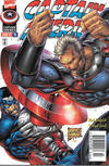 Cover for Captain America (Marvel, 1996 series) #4 [Newsstand]