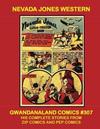 Cover for Gwandanaland Comics (Gwandanaland Comics, 2016 series) #307 - Nevada Jones Western
