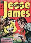 Cover for Jesse James Comics (Thorpe & Porter, 1952 series) #3