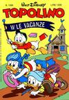 Cover for Topolino (Arnoldo Mondadori Editore, 1949 series) #1594