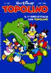 Cover for Topolino (Arnoldo Mondadori Editore, 1949 series) #1597