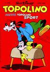 Cover for Topolino (Arnoldo Mondadori Editore, 1949 series) #1598