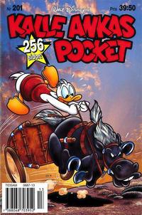 Cover Thumbnail for Kalle Ankas pocket (Serieförlaget [1980-talet], 1993 series) #201