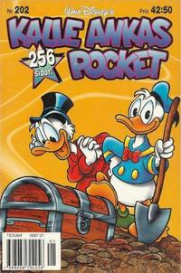 Cover Thumbnail for Kalle Ankas pocket (Serieförlaget [1980-talet], 1993 series) #202