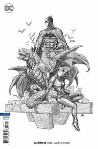 Cover for Batman (DC, 2016 series) #48