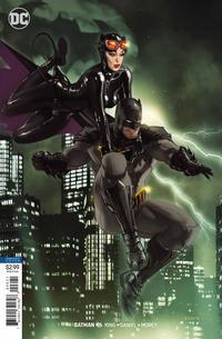 Cover for Batman (DC, 2016 series) #46