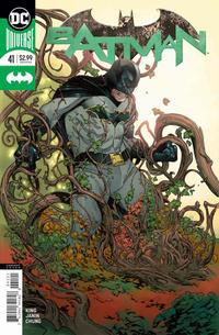 Cover Thumbnail for Batman (DC, 2016 series) #41 [Olivier Coipel Variant Cover]