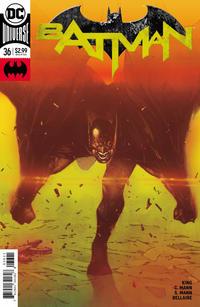 Cover Thumbnail for Batman (DC, 2016 series) #36 [Olivier Coipel Cover]