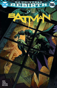 Cover Thumbnail for Batman (DC, 2016 series) #1 [Parallel Evren Exclusive Yildiray Cinar Variant]