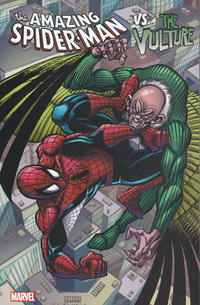 Cover Thumbnail for Spider-Man vs Vulture (Marvel, 2017 series)