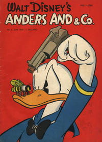 Cover Thumbnail for Anders And & Co. (Egmont, 1949 series) #4/1949