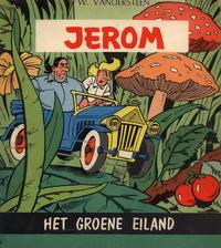 Cover Thumbnail for Jerom (Standaard Uitgeverij, 1962 series) #6 - Het groene eiland
