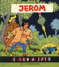 Cover Thumbnail for Jerom (Standaard Uitgeverij, 1962 series) #9 - De ringen van Jupiter