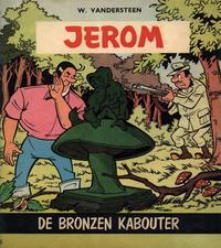 Cover Thumbnail for Jerom (Standaard Uitgeverij, 1962 series) #5 - De bronzen kabouter