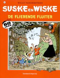 Cover Thumbnail for Suske en Wiske (Standaard Uitgeverij, 1967 series) #286 - De flierende fluiter