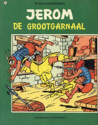 Cover Thumbnail for Jerom (Standaard Uitgeverij, 1962 series) #45