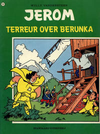 Cover Thumbnail for Jerom (Standaard Uitgeverij, 1962 series) #93
