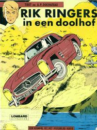 Cover Thumbnail for Rik Ringers (Le Lombard, 1963 series) #3 - Rik Ringers in een doolhof