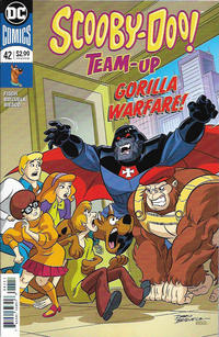 Cover Thumbnail for Scooby-Doo Team-Up (DC, 2014 series) #42