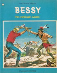 Cover Thumbnail for Bessy (Standaard Uitgeverij, 1954 series) #94 - Het verborgen wapen