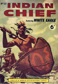 Cover Thumbnail for Indian Chief (World Distributors, 1953 series) #22