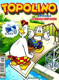 Cover Thumbnail for Topolino (The Walt Disney Company Italia, 1988 series) #2384