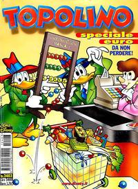 Cover Thumbnail for Topolino (The Walt Disney Company Italia, 1988 series) #2403
