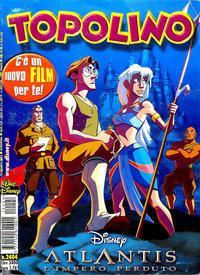 Cover Thumbnail for Topolino (The Walt Disney Company Italia, 1988 series) #2404