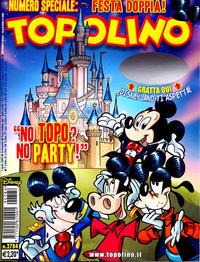 Cover Thumbnail for Topolino (The Walt Disney Company Italia, 1988 series) #2784
