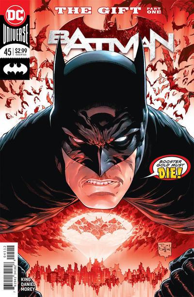 Cover for Batman (DC, 2016 series) #45