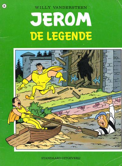Cover for Jerom (Standaard Uitgeverij, 1962 series) #70