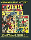 Cover for Gwandanaland Comics (Gwandanaland Comics, 2016 series) #317 - Cat-Man & Miss Victory