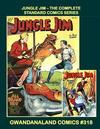 Cover for Gwandanaland Comics (Gwandanaland Comics, 2016 series) #318 - Jungle Jim - The Complete Standard Comics Series
