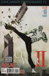 Cover Thumbnail for Uncanny Inhumans (2015 series) #11 [Second Printing Variant]