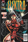 Cover Thumbnail for Elektra (1996 series) #1 [Newsstand]