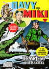 Cover for Davy og Miki (Hjemmet / Egmont, 2014 series) #17