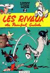 Cover for Lucky Luke (Dupuis, 1949 series) #19 - Les rivaux de Painful Gulch