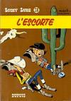 Cover for Lucky Luke (Dupuis, 1949 series) #28 - L'escorte